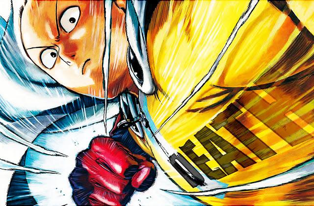 Lorem Ipsum One Punch Man