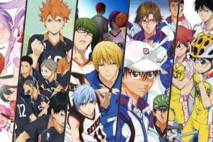10 Anime Sport Terbaik, Penuh Solidaritas dan Semangat!