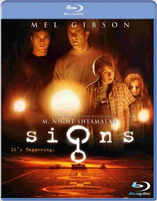 Signs (2002) 720p 750MB Blu-Ray Hindi Dubbed Dual Audio [Hindi – English] MKV