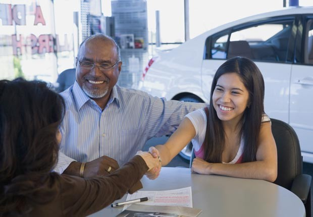 car financing for students