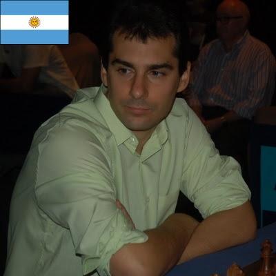 El ajedrecista GM Fernando Peralta