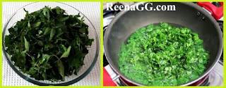 Bathua ki Sabji Recipe step 1