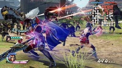 تحميل Samurai Warriors 4-II للكمبيوتر
