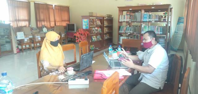 Pendampingan Calon Guru Penggerak 5  Hari ke 3 di SMP N 1 Cipari Cilacap