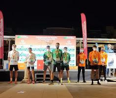 Campionat d'Espanya de Trail per federacions 2021