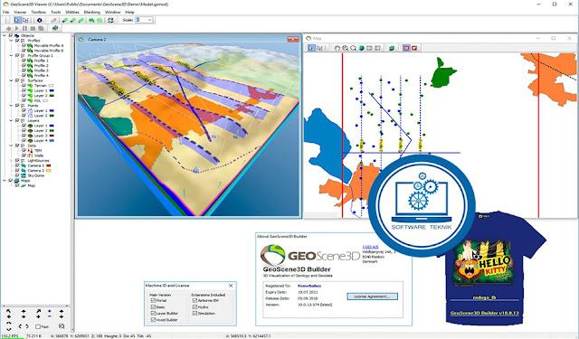 GeoScene3D v10