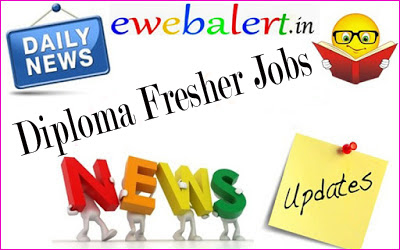 Diploma Fresher Jobs