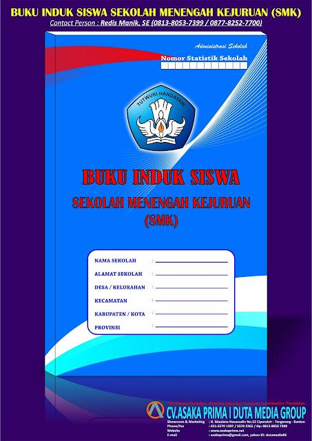 Buku Administrasi Sekolah , Buku Induk SMK, jual buku induk smk, buku induk siswa smk, buku induk registrasi siswa, buku administrasi lengkap, jual buku administrasi sekolah terlengkap