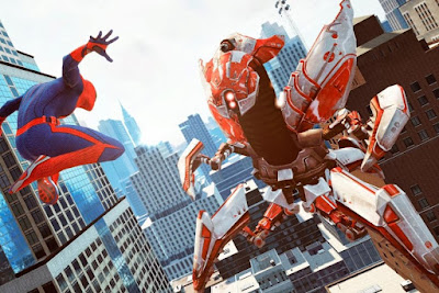Free Download Game The Amazing Spider-Man 2 MOD Money APK + DATA Terbaru 2018