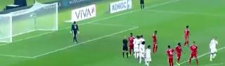 خليجى 23:الإمارات تفوز على عمان بهدف وتتصدر المجموعة الأولى مع السعودية