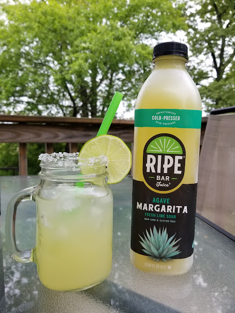 Best margarita mix, cold pressed