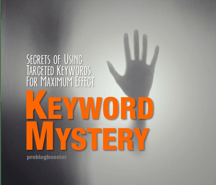 Secrets of Using targeted Keywords