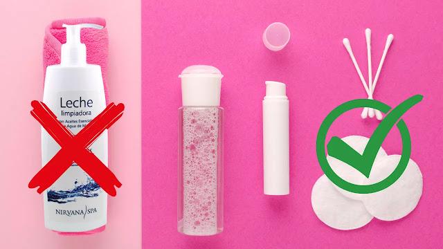 leche limpiadora facial precio