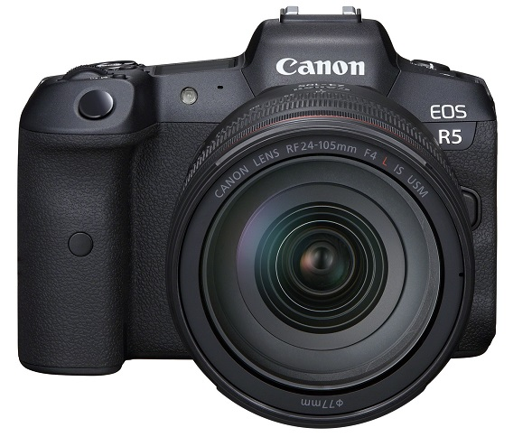 Canon EOS R5 Full Frame Mirrorless Camera