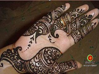 Top 25 mehandi designs for Dijain photo