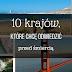 10 krajów, które chcę odwiedzić przed śmiercią