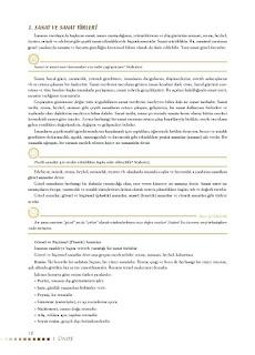 Sanat Tarihi Ders Kitabı Cevapları Koza Yayınları Sayfa 10