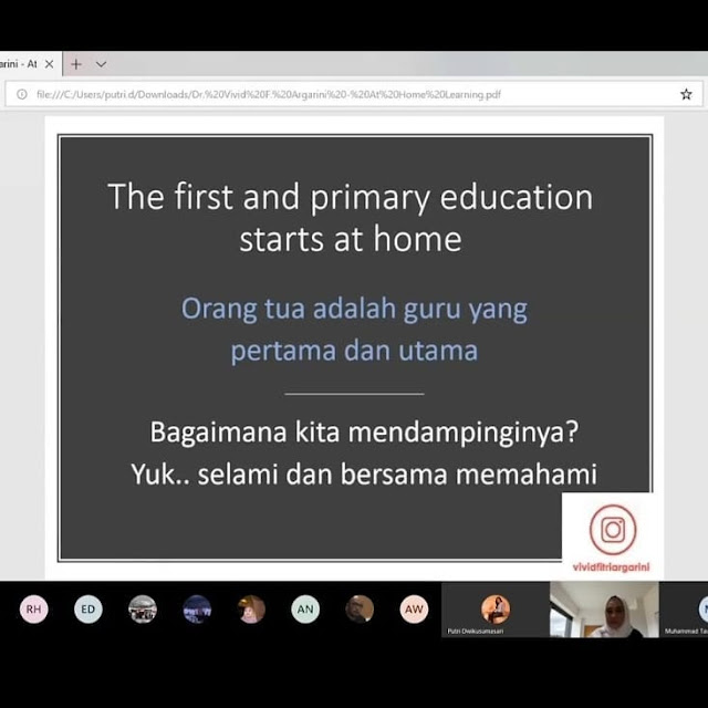 vivid argarini jakpro parents guide to home learning