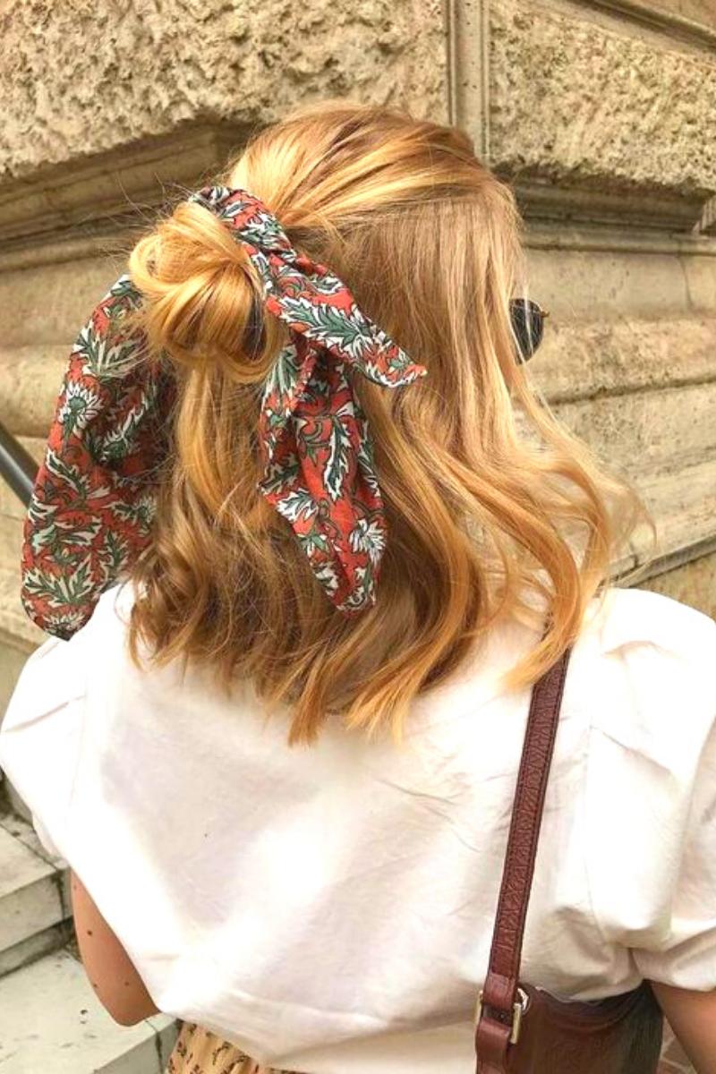 Tendência para cabelos