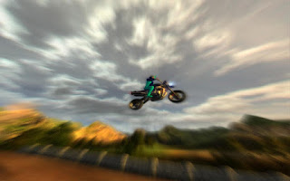 game balapan off road trail motor cross seru keren ringan : MotoRacing - PC Full Version