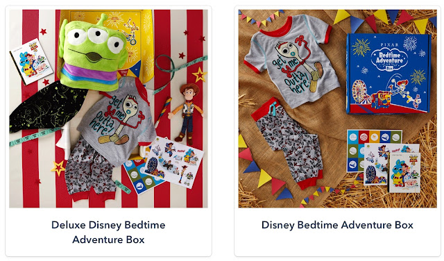 Disney Pixar Bedtime Adventure Box