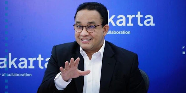 Janji Kampanye Anies Mayoritas Sudah Terealisasi
