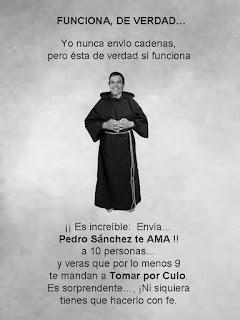Pedro Sánchez te ama
