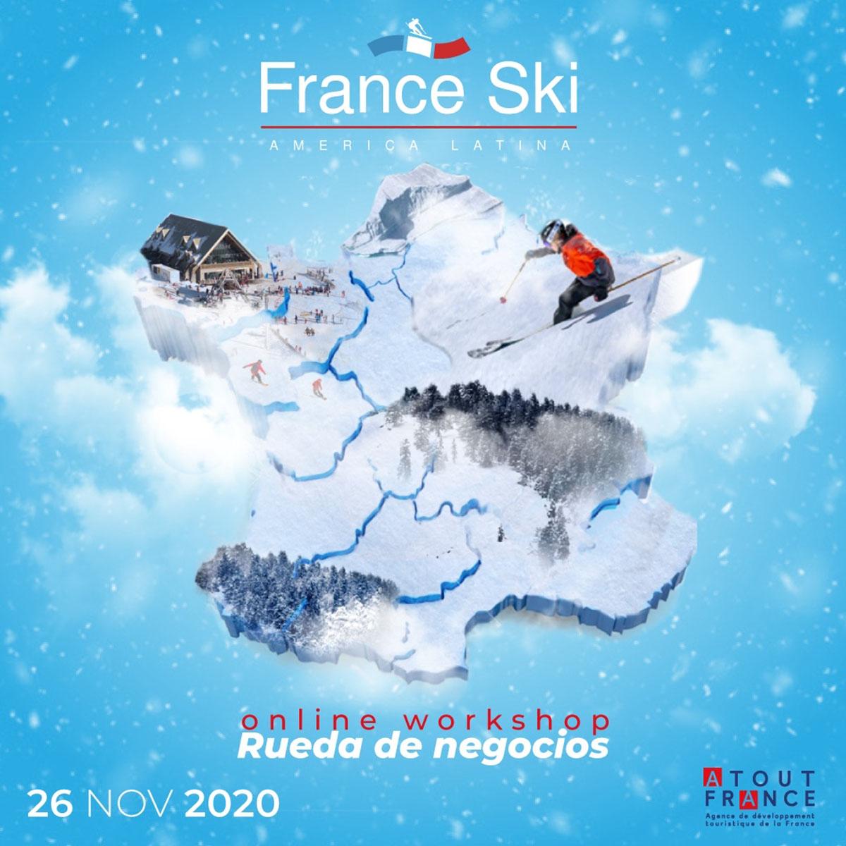 ATOUT FRANCE OFERTA INVIERNO AGENTES AMÉRICA 02