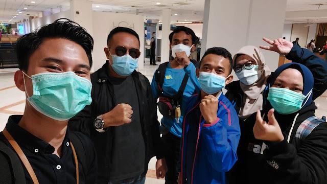 PMI Solo dan Poltek Akbara Kirim Relawan ke Sulbar