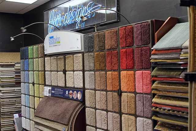 Just Some Of The Carpet Selection Available At Kermans Flooring