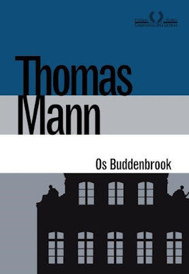 Os Buddenbrook, Thomas Mann