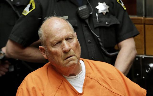 Joseph James DeAngelo, el asesino del Golden Gate en el true crime 'El asesino sin rostro' de HBO
