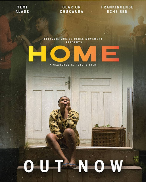 Watch : Yemi Alade features Clarion Chukwura in Short film 'Home'