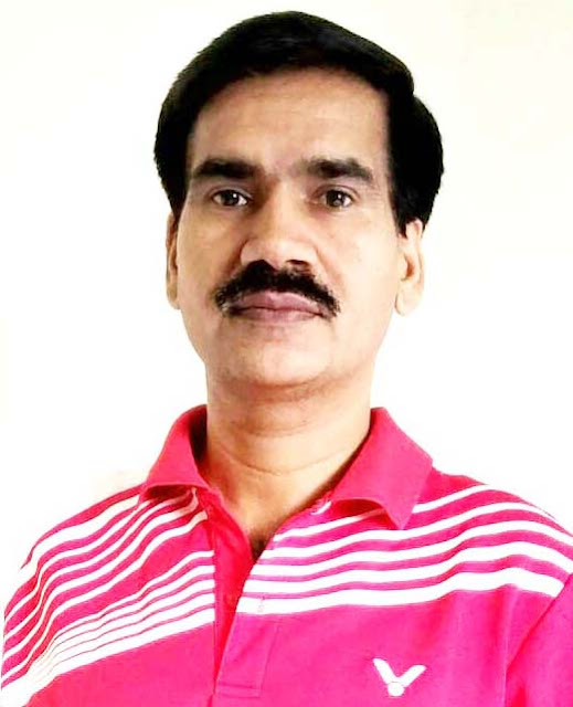 Surendra Kumar of Hissar becomes international badminton coach; Sanjay saitrodia