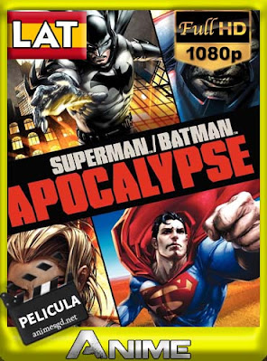 Superman/Batman: Apocalypse (2010)HD [1080p] Latino [GoogleDrive] BerlinHD