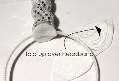 How To Make A Unicorn Headband Free Printable Pattern Creative