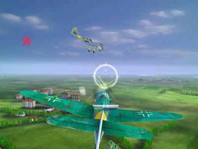 تحميل لعبة حرب الطائرات Sky Battle للكمبيوتر مجانا