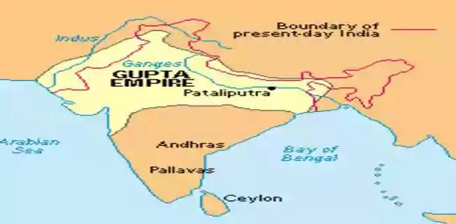 প্রাচীন ভারতের গুপ্ত সাম্রাজ্য