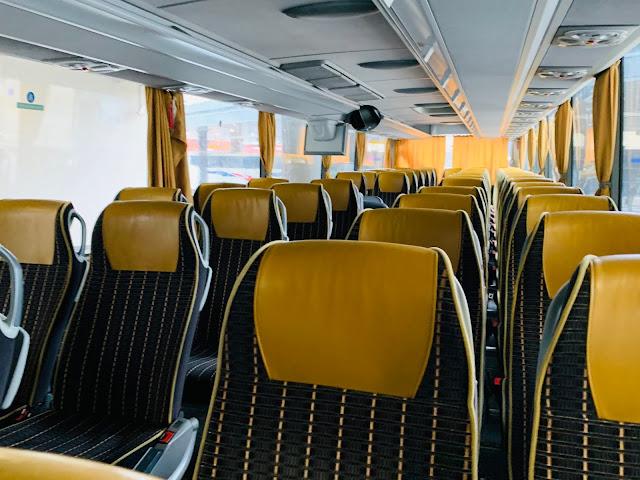 Szwagropol Bus Ride
