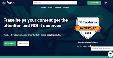 Frase Review 2021- Must Read Pros and Cons Before Planning to Buy Frase Tool