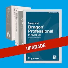 Upgrade Dragon NaturallySpeaking 13 to 15