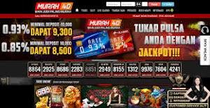 Murah4d merupakan situs judi togel online & Agen slot online yang sedang popular di indonesia saat ini