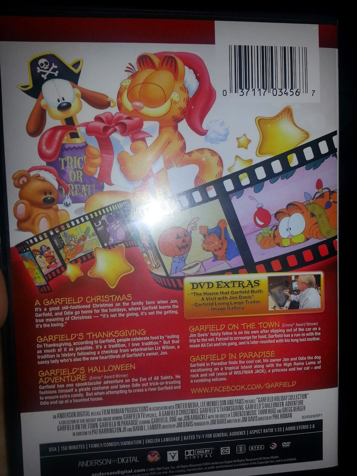i remember loving garfield as a child me and my sister would watch it on saturday morning