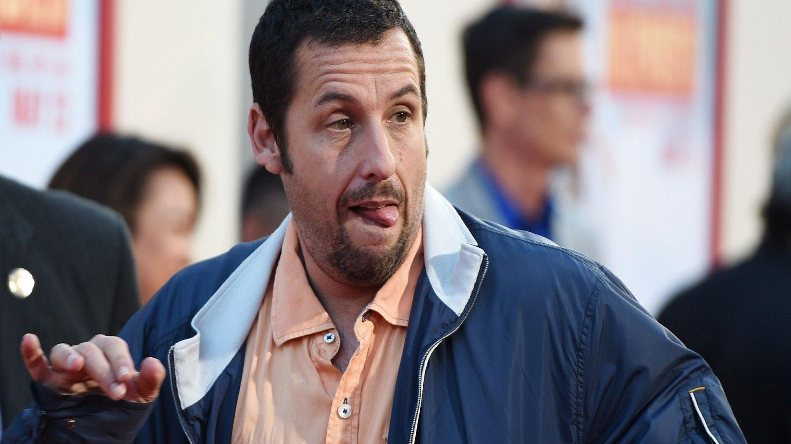 Handsome and Dashing Hollywood Hero Adam Sandler HD Wallpapers