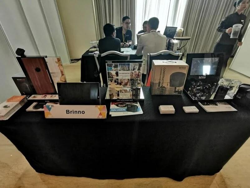 WOW Taiwan Brinno Cameras