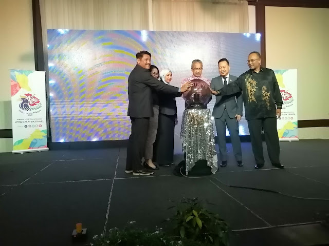 Visit malaysia 2020 Kick Off Conference ( Perak dan pualau Pinang ) PENGGIAT INDUSTRI PELANCONGAN PERAK DAN PULAU PINANG SOKONG KEMPEN MELAWAT MALAYSIA 2020