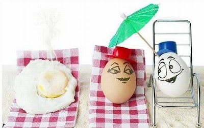 Funny Food Pictures Eggs