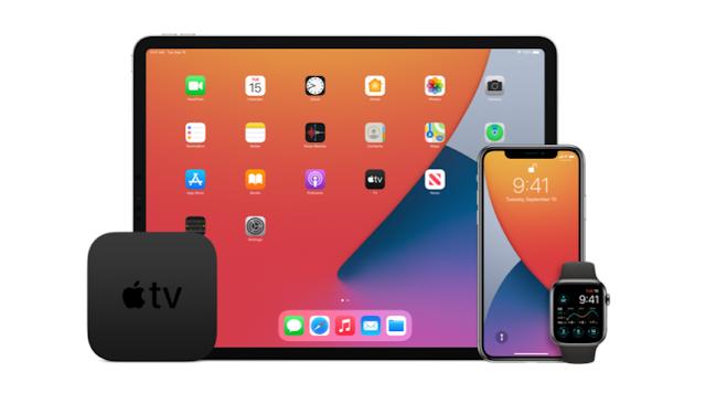 الإصدار التجريبي الأول من iOS 14.7 و iPadOS 14.7 و tvOS 14.7 و watchOS 7.6 و macOS Big Sur 11.5 متاح للمطورين