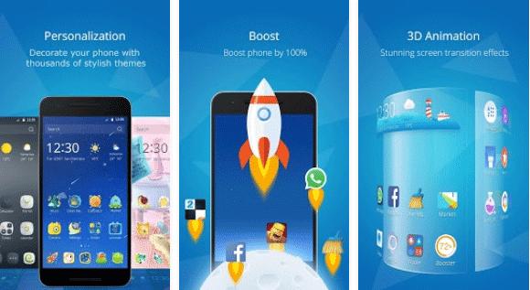 CM Launcher 3D - Best Stylish android launcher