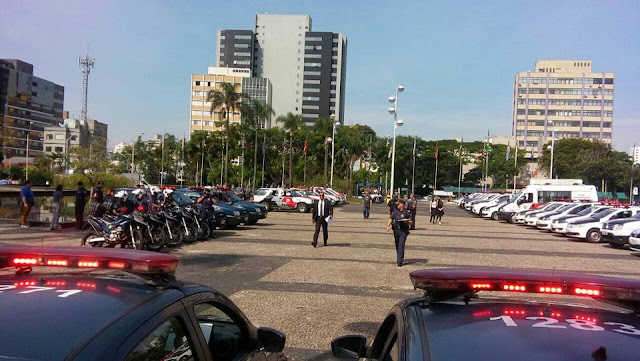 Operação Força Metropolitana em Santo André prende cinco pessoas